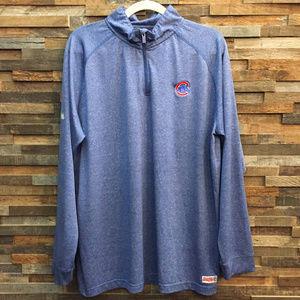 🇬🇧 Chicago Cubs Stitches Pullover Sweatshirt
